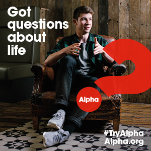 9th January: ALPHA - 7pm to 9:30pm