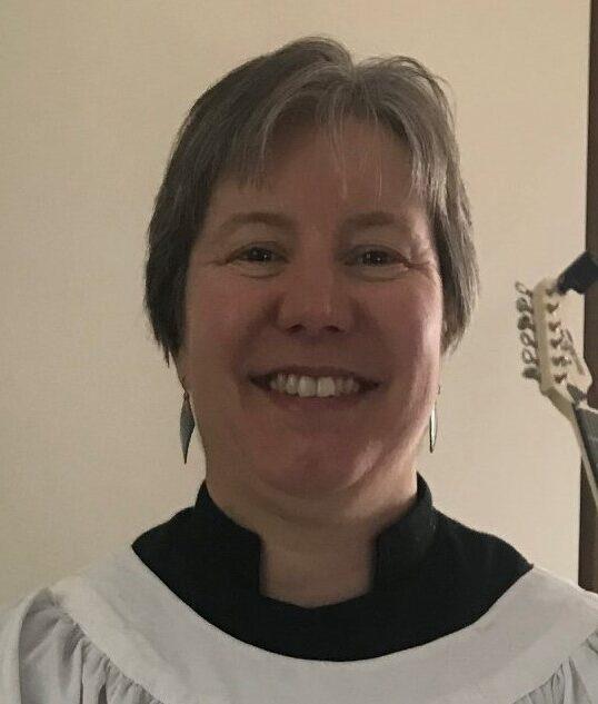 Rev Kath Pickering